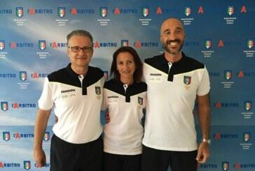 Oggi inizia a Sportilia il Raduno del Settore Tecnico