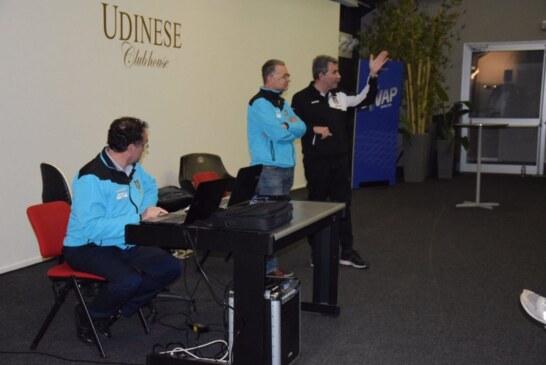 Il Settore Tecnico in visita a Udine